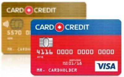 моментальная кредитная карта банка кредит европа