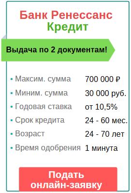 заявка на взятие кредита сроком на 24 месяца