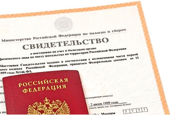 инн заёмщика и паспорт