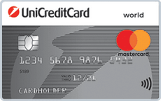 кредитный пластик юникредит банка