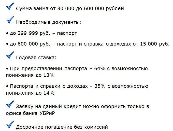 20 займов россии