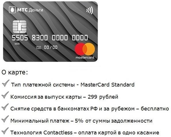 условия получения кредита по паспорту на карту без доходов
