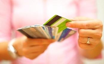 выбор кредитки
