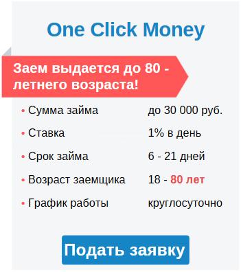 онлайн заявка на займ пенсионерам до 80 лет