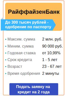 подать заявку на двухлетнее онлайн кредитование