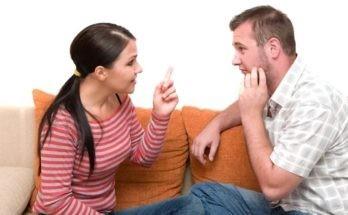 скандал из-за кредита мужа
