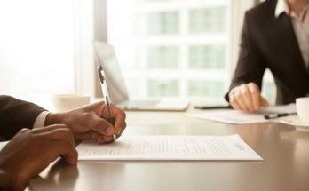 подписывание отказа от страхования