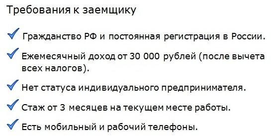 Кредит онлайн на карту - ПОЗИЧАЙко