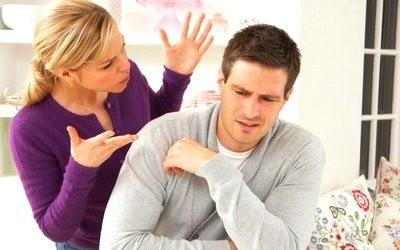 Расчитывается за долги мужа